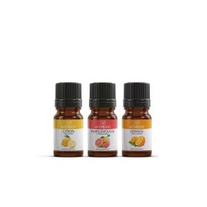 huiles essentielles agrumes